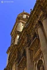 20170520 Jaén (77) R01 (Nikobo3) Tags: europe europa españa spain andalucía jaén urban arquitectura architecture nikon nikond800 d800 nikon247028 nikobo joségarcíacobo flickrtravelaward ngc iglesias catedrales blue azul