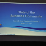 State of the Business Community Luncheon