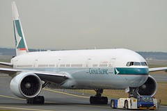 Cathay Pacific B-KPS Boeing 777-367ER cn/39232-920 @ EDDF / FRA 01-04-2017 (Nabil Molinari Photography) Tags: cathay pacific bkps boeing 777367er cn39232920 eddf fra 01042017