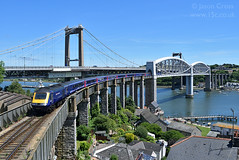d31916 (15c.co.uk) Tags: class43 hst saltash royalalbertbridge firstgreatwestern 43032