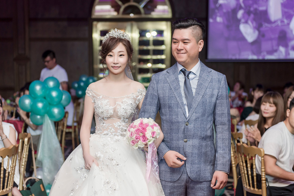 高雄婚攝 老新台菜 婚禮紀錄 Y & Y 059
