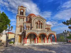 Greek Orthodox Church, Delphi (Daniel Brennwald) Tags: delphi greece orthodox church