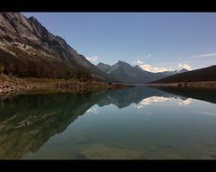 Medicine Lake (Stuart-Lee) Tags: canada alberta medicinelake lake rockies