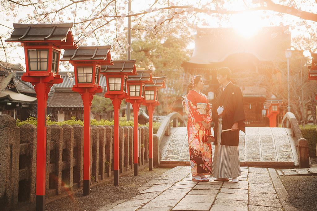 [京都婚紗]姵璇 & 政泓 京都Kyoto