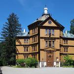 Wooden Radziwiłł Manor House in Antonin - Le Pavillon de chasse de Antoni Henryk Radziwiłł est un pavillon de chasse situé dans le centre de la Pologne, à Antonin (Ostrów Wielkopolski) thumbnail