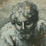 MURILLO Bartolomeo Esteban (Attribué) - La Promenade de St Joseph et du Christ Enfant (drawing, dessin, disegno-Louvre INV18426) - Detail 33 thumbnail
