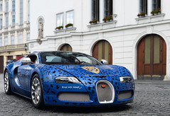 Bugatti Veyron Grand Sport (Mysea!) Tags: bugatti veyron grand sport autó nikon df vienna austria 50mm rally car sportcar worldcars