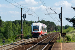 SA133-023 (Łukasz Draheim) Tags: poland polska pociąg pkp kolej bydgoszcz nikon landscapes landscape scenerie scenery railway railroad rail train transport d5200