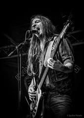 The House Is Rockin'... (jayem.visuals) Tags: bass blackwhite blackandwhite livemusic male men metal music musician people rock singer ©jayemvisuals ©juergenmaeurer