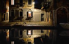 venice night (poludziber1) Tags: street streetphotography city colorful cityscape color colorfull night venice venezia river italia italy light