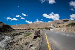 Stupa (Navaneeth K N) Tags: landscapes type bluesky jammuandkashmir leh