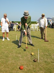 FUNK9271 (Graham Ó Síodhacháin) Tags: broadstairsdickensfestival 2017 croquet victorian dickensian charlesdickens