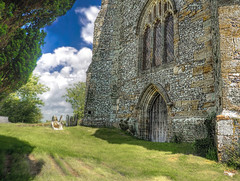 Hamsey |Church No2 (iankellybn26dj) Tags: sussex england church hamsey country ouse graveyard