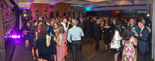 AustCham's 30th anniversary cocktails