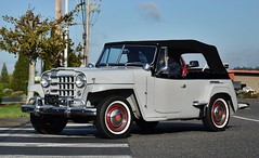 1950 Willys Jeepster (Custom_Cab) Tags: 1950 willys overland willysoverland jeep jeepster car truck convertible phaeton 1949