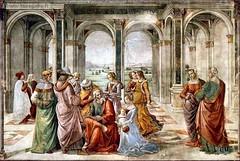 Natività di San Giovanni Battista (religione24) Tags: battista elisabetta gesù giovanni