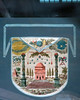 Freimaurerschurz (Don Claudio, Vienna) Tags: freemason österreichische nationalbibliothek wien vienna ausstellung symbole rituale prunksaal conspiracy weltverschwörung