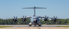 A400M Head On Taxi (4myrrh1) Tags: a400m military transport aircraft airplane aviation airshow airforce afb maxwell alabama al flying flight