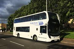 11621 YN66BBZ Borders Buses (busmanscotland) Tags: 11621 yn66bbz borders buses yn66 bbz scania n280d4 ad adl alexander dennis e400 enviro 400 mmc reading 777 craig campbeltown west coast motors wcm