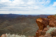 Across the ranges (shashin62) Tags: australia southaustralia flinders flindersranges outback nature