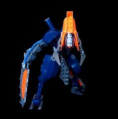 Ga-Metru Patrol - Bordakh (Rеdverse) Tags: vahki bionicle lego afol bordakh revamp collab moc water