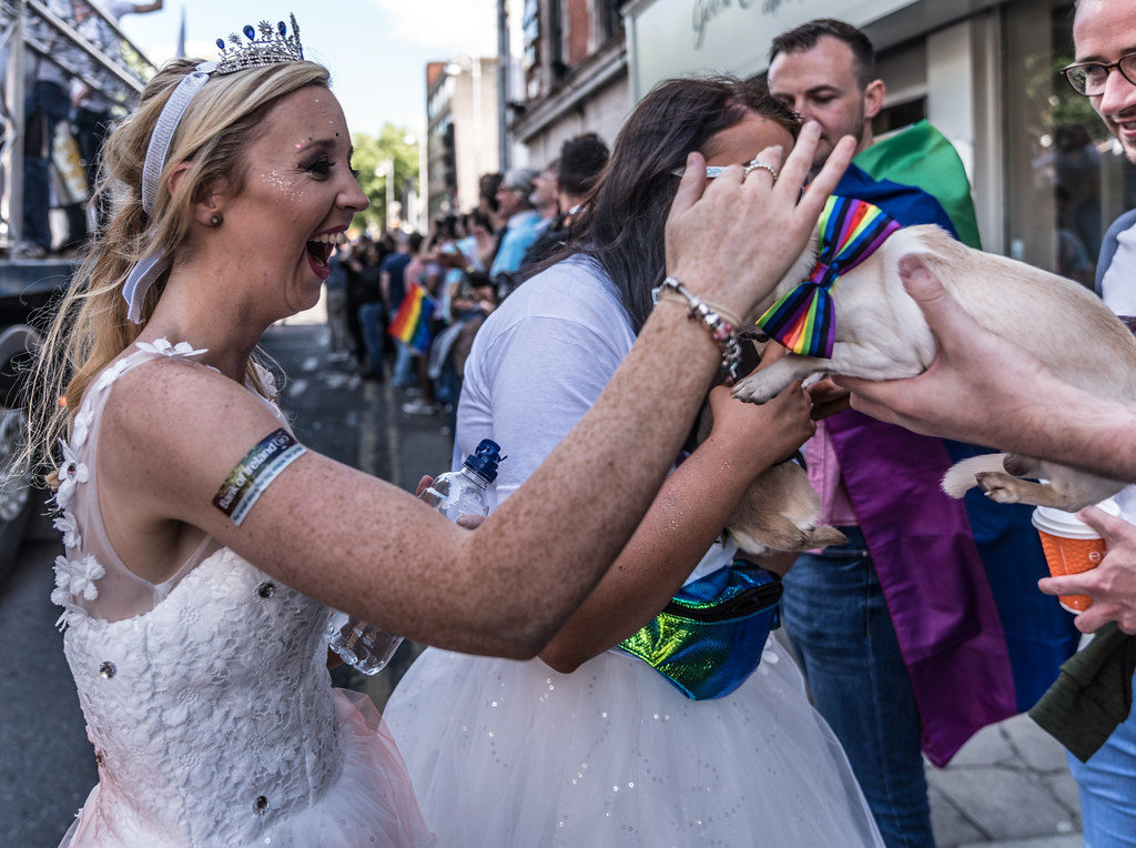 LGBTQ+ PRIDE PARADE 2017 [ON THE WAY FROM STEPHENS GREEN TO SMITHFIELD]-130029