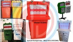 Tempat Sampah Motif Kartun – Tren Tong Sampah 2017 (Ramdhani Jaya) Tags: news tempat sampah fiber dinas kebersihan motif kartun program csr rabbani tong