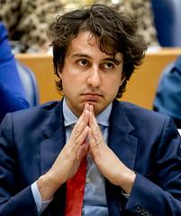 Debat over voortgang kabinetsformatie (algemeendagblad) Tags: kiezen over democratie politicus politiek holland formatie debat kabinetsformatie voortgang partijpolitiek tk2017 denhaag