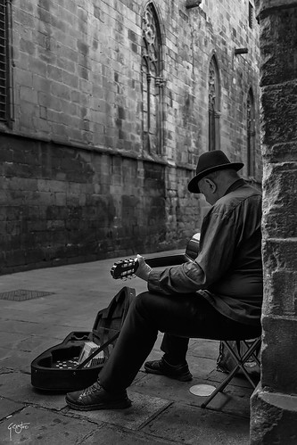 Street musician - week 01