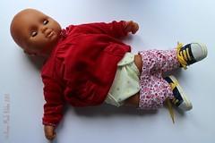 LUIER VOOR BABYPOP 50 CM || DIAPER for BABY DOLL 50 CM (Anne-Miek Bibbe) Tags: canoneosm annemiekbibbe bibbe nederland 2017 luier diaper babypop babypoppenuier babydolldiaper sewing naaien dolldiaper poppenluier clothdolldiaper