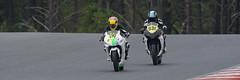 Number 290 Kawasaki 250 ridden by Justine Miraglia (albionphoto) Tags: kawasaki gixxer suzuki triumph ducati yamaha superbike racing motorcycle ktm motorsport sportbike millville nj usa 290