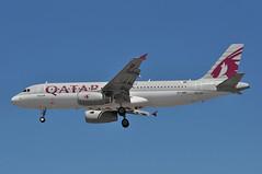 'BA7LX' (BA0417) LUX-LHR (A380spotter) Tags: approach landing arrival finals shortfinals threshold airbus a320 200 a7adf اَلْوُكَيْر alwukeir qatar القطرية qatarairways qtr qr wetlease operatingfor internationalconsolidatedairlinesgroupsa iag britishairways baw ba ba7lx ba0417 luxlhr industrialactionbymixedfleetcabincrew0116072017 strike runway27r 27r london heathrow egll lhr