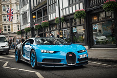 Blue on blue. (The TFJJ) Tags: bugatti chiron bugattichiron london londonsupercars supercar hypercar supercars w16 mayfair