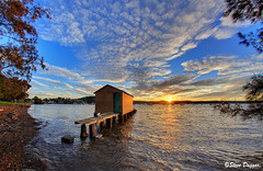 0S1A1887enthuse (Steve Daggar) Tags: saratoga sunset gosford nswcentralcoast waterscape landscape wharf boasthed