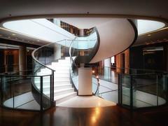 Berlin / B&B / B-Day (andtor) Tags: staircase stairs stairway wendeltreppe treppe stiege spiralstair berlin hotel waldorfastoriaberlin birthday geburtstag breakfast frühstück scaleaspirale spiraltrappa escaleraespiral escalierenspirale