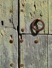 AGULLANA - DETALL PORTA (Joan Biarnés) Tags: agullana altempordà girona catalunya 225 panasonicfz1000 porta puerta detall detalle