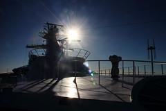 Setting Sun_TUI Discovery_Western Mediterranean_Jul17 (Ian Halsey) Tags: settingsun sunsetatsea sungoingdown tuidiscovery sundown flickr:user=ianhalsey imagesgooglecom copyright:owner=ianhalsey exif:model=canoneosm
