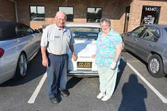 Classic Cars Corvair Club Hoyt's Restaurant Lexington, NC 20170710_4279 (Shane's Flying Disc Show) Tags: classiccars corvairclub davidson nc lexinton unsafeatanyspeed daredevils