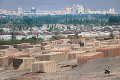 Shanshan, Turpan, Xinjiang China (Feng Wei Photography) Tags: colorimage horizontal china asia travel xinjiang uyghurculture shanshan tulufan xinjiangprovince turpan uyghur chinaeastasia remoteposition cn