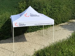 ALS Patients Connected - Event tent (1)