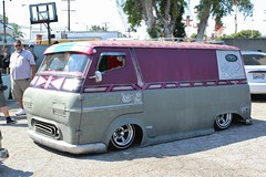 Mooneyes Open House 2017 (USautos98) Tags: ford econoline van hotrod streetrod custom lowrider rockabilly