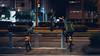 Bike ,alone (Iamjustafish) Tags: fujiflim voigtlander 35mm f14 street bike people taipei taiwan asia man night snapshot 富士 街拍 人 夜拍 台北 台灣 腳踏車 單車 福倫達 classic nokton