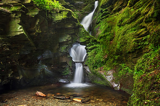 'Through the Keyhole' - St Nectan's Kieve