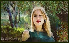 Beatrice - Luglio-2017 (agostinodascoli) Tags: art digitalart arte creative impressionismo colore fullcolor texture agostinodascoli claudiapasquali