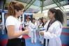Visita de la Ministra del Deporte a la Federación Provincial de Pastaza