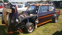 Cosworth Anglia. (Sidmouth Ian) Tags: fordanglia cosworth 105e