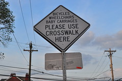 Please Use Crosswalk (Triborough) Tags: pa pennsylvania buckscounty newhope