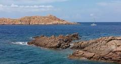 Sardegna / Sardinia                     Italia (amos.locati) Tags: sardegna amos locati see sea isola rossa sardinia italia italy boat acqua water island ile paesaggi barca panorama landscape rocks rocce scogli