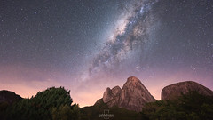 Milky Way @Três Picos, Nova Friburgo, Rio de Janeiro, Brazil (rafa bahiense) Tags: brazil d610 d800 nikon rafabahiense landscape photography riodejaneiro beautiful stunning sky clouds novafriburgo teresópolis milkyway vialáctea stars trêspicos mountain nature astrophotography special unique parqueestadual trip friends southamerica colors yellow pink blue red