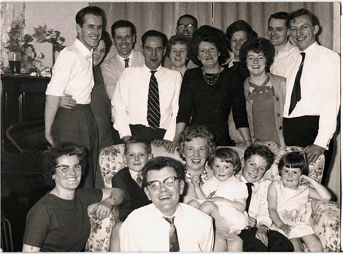 The Cowan Clan 1963